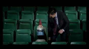 Travelocity TV Spot, 'Gnome Sports' Featuring Rece Davis - Thumbnail 1