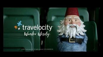 Travelocity TV Spot, 'Gnome Sports' Featuring Rece Davis - Thumbnail 7