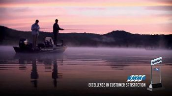 Tracker Boats TV Spot, 'Number One Fishing Boat'