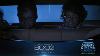 DIRECTV Cinema TV Spot, 'Tyler Perry's Boo 2! A Madea Halloween'