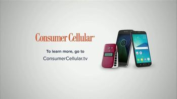 Consumer Cellular TV Spot, 'How Much You Use Phone' - Thumbnail 9