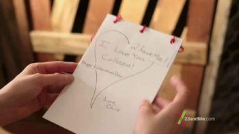 23andMe TV Spot, 'DNA Valentine' - Thumbnail 7