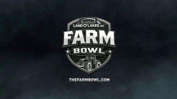 Land O'Lakes Farm Bowl TV Spot, 'Greg Jennings vs. a Tractor' - Thumbnail 5