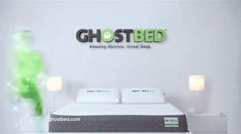 GhostBed TV Spot, 'Amazing Mattress. Unreal Sleep.' - Thumbnail 5