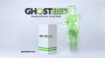 GhostBed TV Spot, 'Amazing Mattress. Unreal Sleep.' - Thumbnail 7