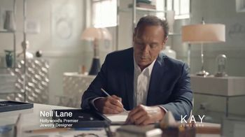 Kay Jewelers Neil Lane Bridal TV Spot, 'Art Deco Design' - 2434 commercial airings