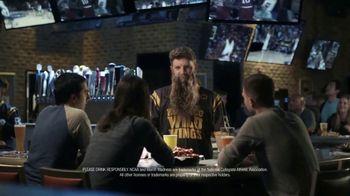 Buffalo Wild Wings TV Spot, 'Rally Beard' - 1687 commercial airings