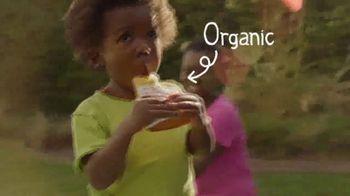 Happy Baby and Happy Tot Whole Milk Yogurt TV Spot, 'Sweet Enough Already' - Thumbnail 5