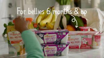 Happy Baby and Happy Tot Whole Milk Yogurt TV Spot, 'Sweet Enough Already' - Thumbnail 8