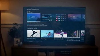 XFINITY X1 Voice Remote TV Spot, 'Winter Olympics Rap' - Thumbnail 7