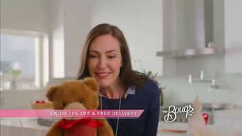 The Bouqs Company  TV Spot, 'Valentine's Day' - Thumbnail 7