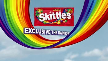 Skittles Super Bowl 2018 Teaser, 'Floating' Featuring David Schwimmer - Thumbnail 9
