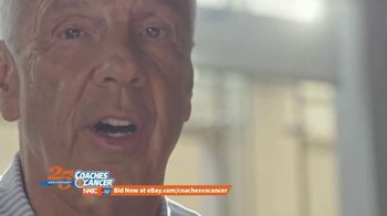 Coaches vs. Cancer TV Spot. 'Roy Williams Suits and Sneakers: eBay Auction' - Thumbnail 4