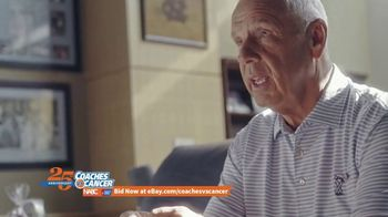 Coaches vs. Cancer TV Spot. 'Roy Williams Suits and Sneakers: eBay Auction' - Thumbnail 5