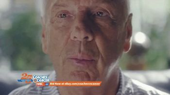 Coaches vs. Cancer TV Spot. 'Roy Williams Suits and Sneakers: eBay Auction' - Thumbnail 6