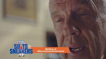 Coaches vs. Cancer TV Spot. 'Roy Williams Suits and Sneakers: eBay Auction' - Thumbnail 7