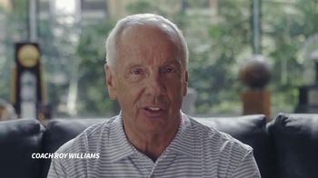 Coaches vs. Cancer TV Spot. 'Roy Williams Suits and Sneakers: eBay Auction' - 1 commercial airings
