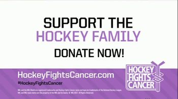 NHL TV Spot, '2018 Hockey Fights Cancer' Featuring Taylor Hall, T.J. Oshie - Thumbnail 9