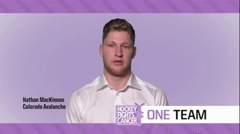 NHL TV Spot, '2018 Hockey Fights Cancer' Featuring Taylor Hall, T.J. Oshie - Thumbnail 4