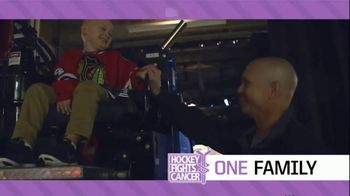 NHL TV Spot, '2018 Hockey Fights Cancer' Featuring Taylor Hall, T.J. Oshie - 7 commercial airings