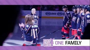 NHL TV Spot, '2018 Hockey Fights Cancer' Featuring Taylor Hall, T.J. Oshie - Thumbnail 7