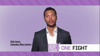 NHL TV Spot, '2018 Hockey Fights Cancer' Featuring Taylor Hall, T.J. Oshie - Thumbnail 8