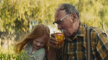 Lipton TV Spot, 'Refreshingly Optimistic Moments' Song by Frank Sinatra