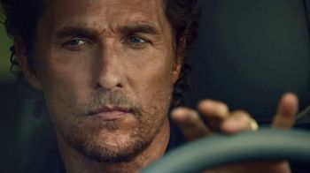 2018 Lincoln Navigator TV Spot, \'Perfect Rhythm\' Feat. Matthew McConaughey [T1]