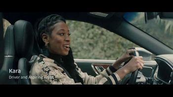 Uber TV Spot, 'Julia Michaels' Road to Best New Artist Nominee' - Thumbnail 2