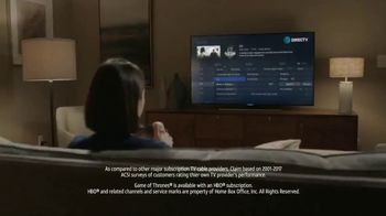 DIRECTV TV Spot, 'Soda: Reward Card' - Thumbnail 1