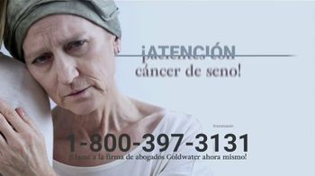 Goldwater Law Firm TV Spot, 'Quimioterapia' [Spanish] - Thumbnail 1