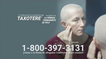 Goldwater Law Firm TV Spot, 'Quimioterapia' [Spanish] - Thumbnail 2