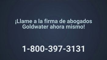 Goldwater Law Firm TV Spot, 'Quimioterapia' [Spanish] - Thumbnail 5