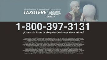 Goldwater Law Firm TV Spot, 'Quimioterapia' [Spanish] - Thumbnail 7