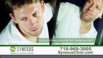 Synexus TV Spot, 'Bipolar Disorder Clinical Research Study'