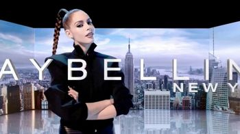 Maybelline SuperStay Foundation TV Spot, 'Cobertura total' [Spanish] - Thumbnail 1