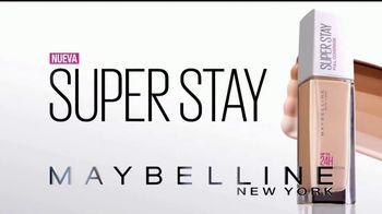 Maybelline SuperStay Foundation TV Spot, 'Cobertura total' [Spanish] - Thumbnail 9