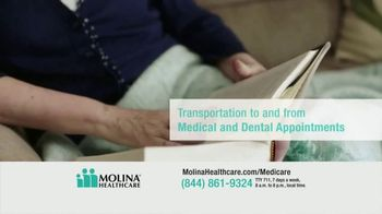 Molina Medicare Options Plus TV Spot, 'Healthcare You Can Control' - Thumbnail 5