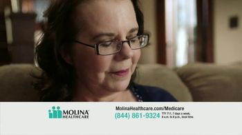 Molina Medicare Options Plus TV Spot, 'Healthcare You Can Control' - Thumbnail 9