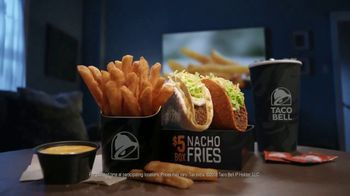 Taco Bell $5 Nacho Fries Box TV Spot, 'Delicious Bonus' Feat. Josh Duhamel - Thumbnail 7
