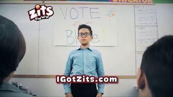 Zits TV Spot, 'Class President'