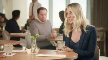 Priceline.com TV Spot, 'Choked Up' Featuring Kaley Cuoco - Thumbnail 5