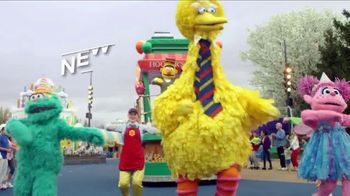 SeaWorld TV Spot, 'Sesame Street Party Parade'