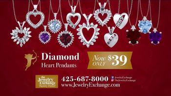 Jewelry Exchange TV Spot, 'Be My Valentine 2018: Diamond Hearts'