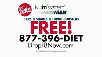 Nutrisystem for Men TV Spot, 'Need to Lose Some Weight?' - Thumbnail 10