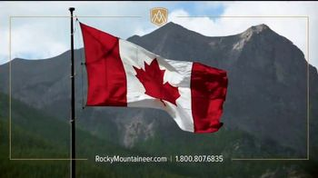 Rocky Mountaineer TV Spot, 'Experience the Canadian Rockies' - Thumbnail 7