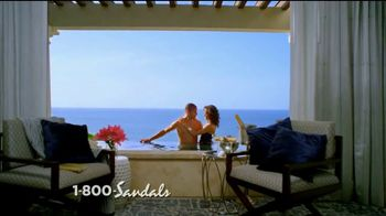 Sandals LaSource Grenada TV Spot, 'Expect the Unexpected'