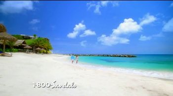 Sandals LaSource Grenada TV Spot, 'Expect the Unexpected' - Thumbnail 3