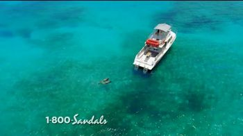 Sandals LaSource Grenada TV Spot, 'Expect the Unexpected' - Thumbnail 4