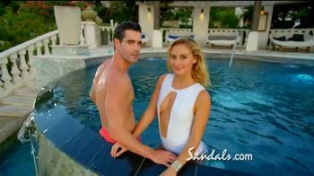 Sandals LaSource Grenada TV Spot, 'Expect the Unexpected' - Thumbnail 6